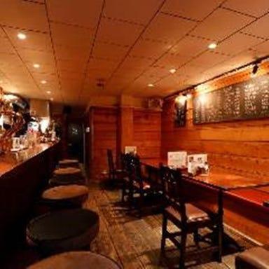 焼き鳥bar あみあみ 下北沢  店内の画像