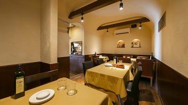 レストラン ボンジョリーナ池ノ上  店内の画像