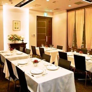 西武特別食堂 Hotel Okura 店内の画像