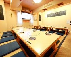 漁港直送 海鮮酒場 あんじ 府庁前店 店内の画像