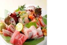 毎日最高の旬の魚を市場から直送