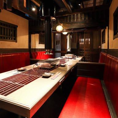 焼肉ホルモン 龍の巣 歌舞伎町区役所通り 店内の画像