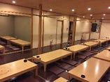 2階最大80名様までOK個室