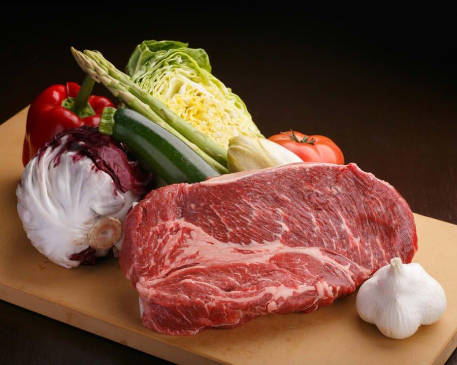 シェフ厳選の食材☆肉☆魚☆野菜☆