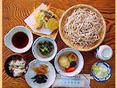 そば定食コース 1,650円