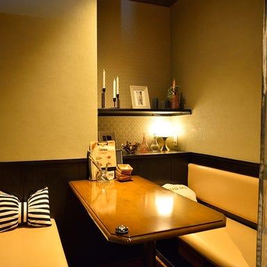韓国カフェダイニング yol ヨル 名古屋駅前店 店内の画像