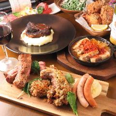 肉とワイン世界は肉とワインで回ってる 名駅店