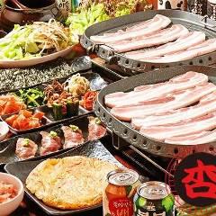 韓国料理 あんず食堂 篠崎店