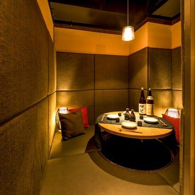 完全個室居酒屋で肉料理とチーズ ニクタベタイ 栄錦店 店内の画像