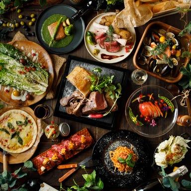 完全個室居酒屋で肉料理とチーズ ニクタベタイ 栄錦店 メニューの画像