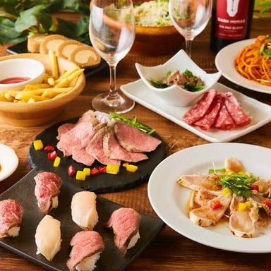 完全個室居酒屋で肉料理とチーズ ニクタベタイ 栄錦店 コースの画像