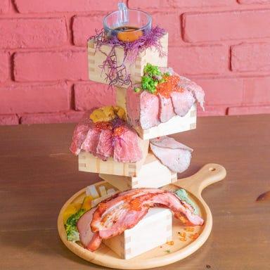 完全個室居酒屋で肉料理とチーズ ニクタベタイ 栄錦店 こだわりの画像
