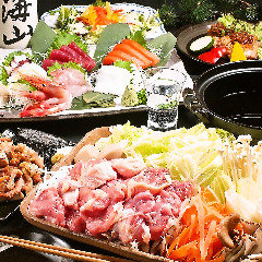 完全個室居酒屋で肉料理とチーズ ニクタベタイ 栄錦店