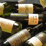 各種ワインございます