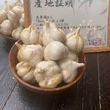 当店のにんにくは青森県田子町産のにんにくを使用【青森県】