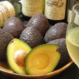 不飽和脂肪酸を多く含むものだけ厳選したアボカド使用【メキシコ】