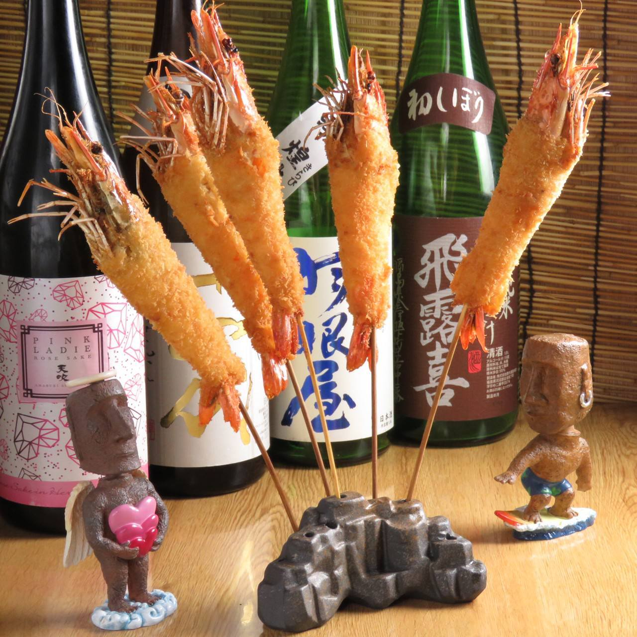 串カツともつ鍋とかすうどん居酒屋 しゃかりき432゛梅田堂山店