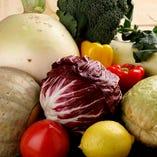 季節によって色々なお野菜が揃います!