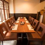 【~10名様】テーブル席