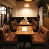【~2名様×7】テーブル席