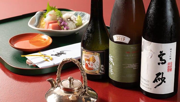 特別な時間を彩る、伝統の京料理