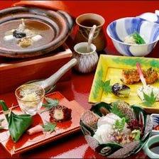 先代より受け継ぐ「もんもな京料理」