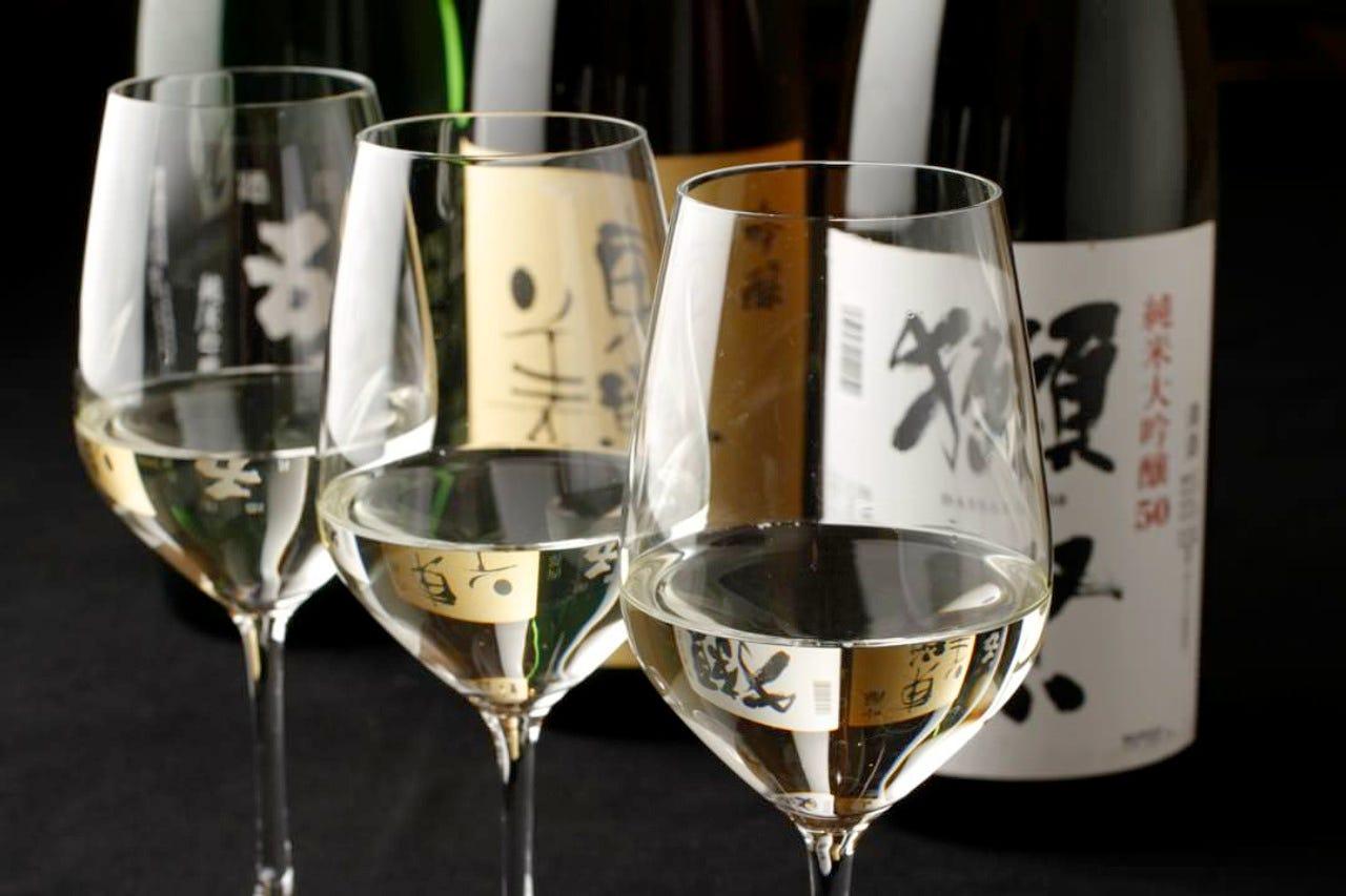 山口の地酒(獺祭・東洋美人・五橋等)