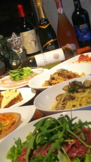 イタリア料理 falco  コースの画像