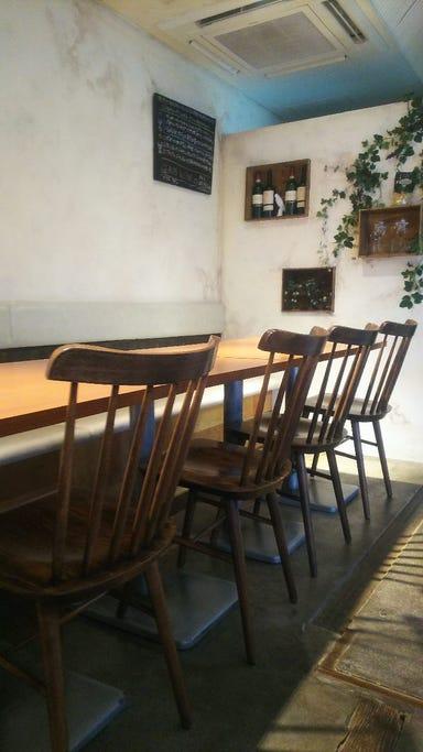 イタリア料理 falco  店内の画像