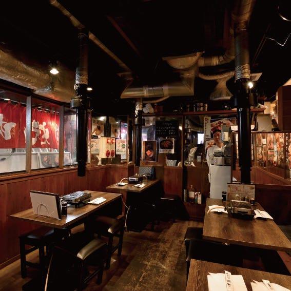 名代 恵比寿店を再現しました