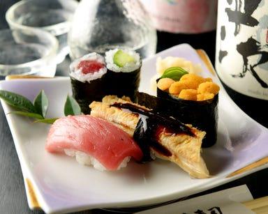 三嶋寿司 昭和店 コースの画像