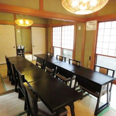 三嶋寿司 昭和店 店内の画像