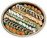 寿司盛り合わせ5,300円