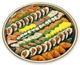 寿司盛り合わせ(精進)