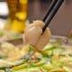 沖縄県産和牛モツの「モツ鍋」は出汁が選べます!