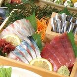 錦江湾(きんこうわん)コース 錦江湾直送鮮魚入り刺身5種盛りや鹿児島県産黒豚しゃぶしゃぶなど九州の魅力をご堪能いただけるコース