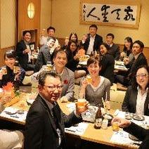 上野駅 宴会