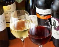 ボトルワインが豊富です