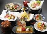 コース料理もございますので、ご宴会などにどうぞ。