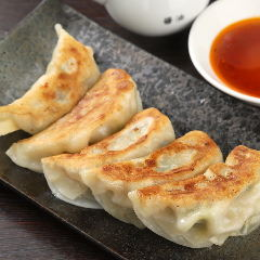 ザ・肉餃子
