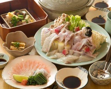 日本料理 銀座 すが家  コースの画像