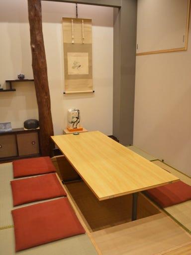 日本料理 銀座 すが家  店内の画像