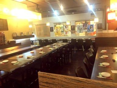 チーズタッカルビ×サムギョプサル ジャンモ 津田沼パルコ店 店内の画像