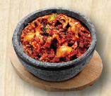 石焼レッドプルコギ丼定食