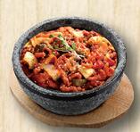 石焼トリ炒め丼定食