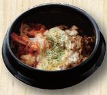 チーズキムチプルコギ定食
