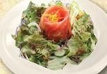 トマトチョレギサラダ