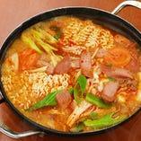 ブテチゲ鍋