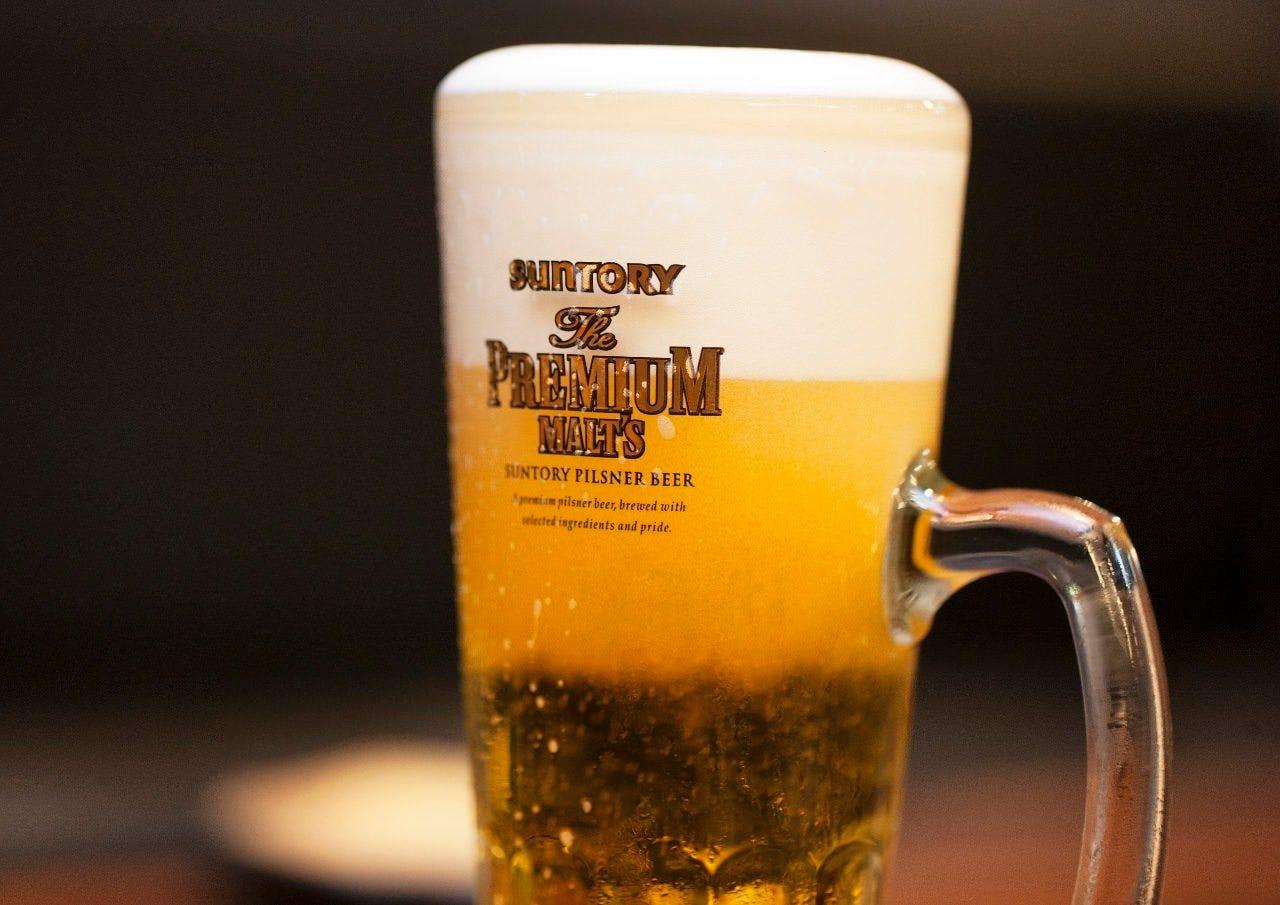 達人店が注ぐこだわりビール。