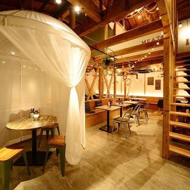肉とチーズの古民家バル ISHIYAMA MEAT MARCHE 店内の画像